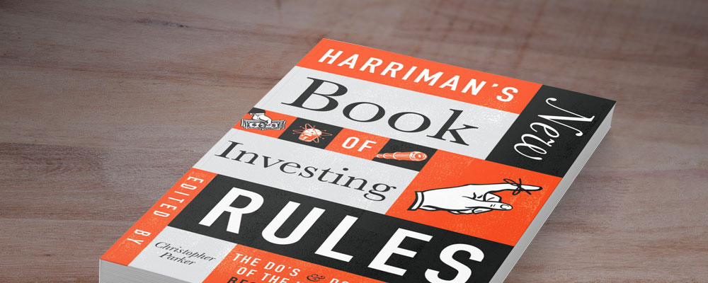 Jonathan Boyar Authors a Chapter in Harriman's Book of Investing Rules