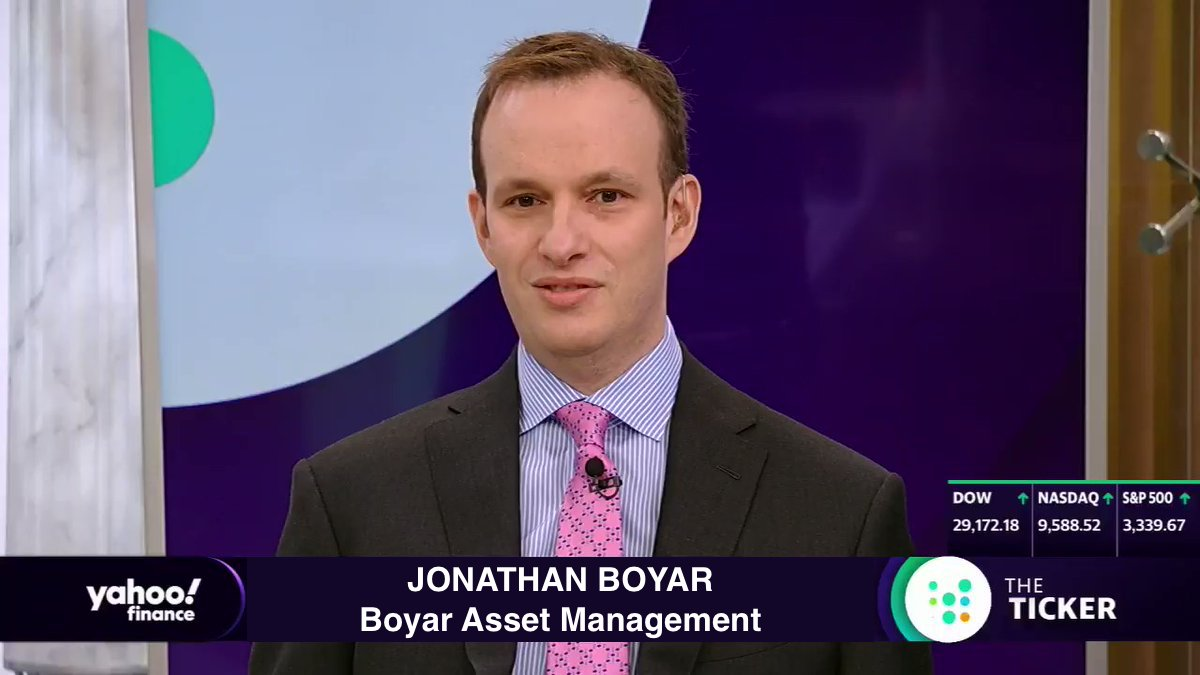 Jonathan Boyar On Finding Value With Markets At/Or Approaching All-Time Highs