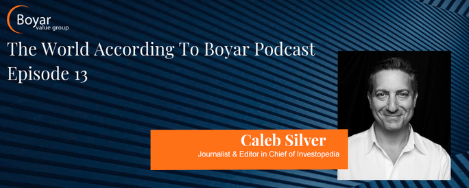 The World According To Boyar – Episode 13: Caleb Silver