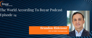 The World According To Boyar – Episode 14: Brandon Ridenour