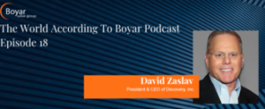 David Zaslav, CEO of Discovery, Inc. on the future of streaming and Discovery Plus